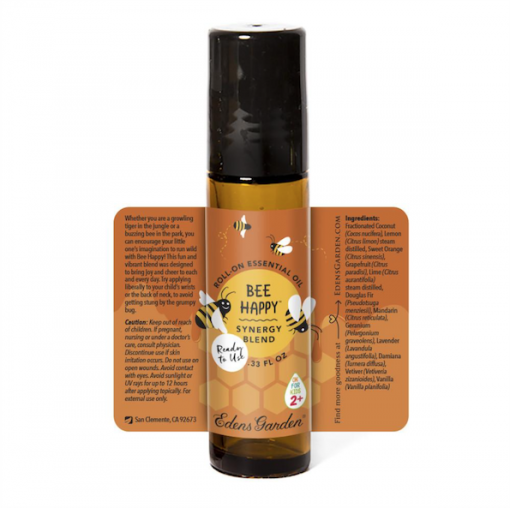 Bee Happy Essential oil for kids 1