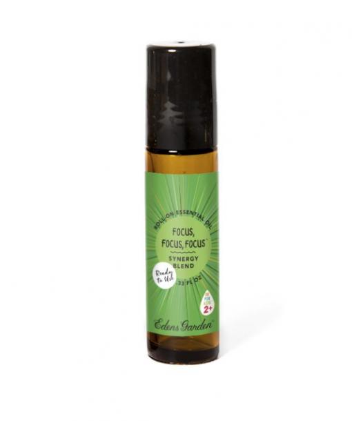 essential oil for kids Focus, Focus, Focus