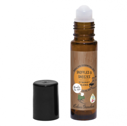 essential oils for kids sniffles and sneeze dens garden roll on