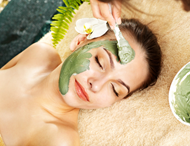 More Than a Pampering Facial